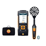 Testo 440 Air Flow Velocity IAQ Instrument 100 mm Vane Kit with Bluetooth 0563 4403