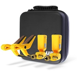 UEi HUB4 Smart Refrigerant Charging AC System Diagnostic Kit (Free 2nd Day Shipping)