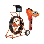 Gen-Eye Pod SL-GPW-F-2 Wi-Fi Pipe and Sewer Video Inspection Camera with GL-100 Hot Spot Locator