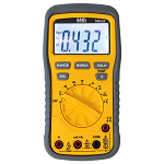 UEi DM505 HVAC Digital Multimeter with Basic Functions