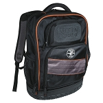 Klein Tools 55439BPTB Tradesman Pro Tech Backpack 2.0 Network Tool Bag