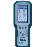 Bacharach PCA 400 Combustion and Emissions Analyzer for Commercial and Industrial Applications 2413-1310