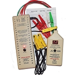 Tasco CMT42DS Circuit Tracer Mapper for Branch Circuits (Free 2nd Day Shipping)