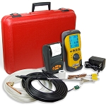 UEi C257 Kit Industrial Combustion Analyzer with Long Lasting EOS Technology