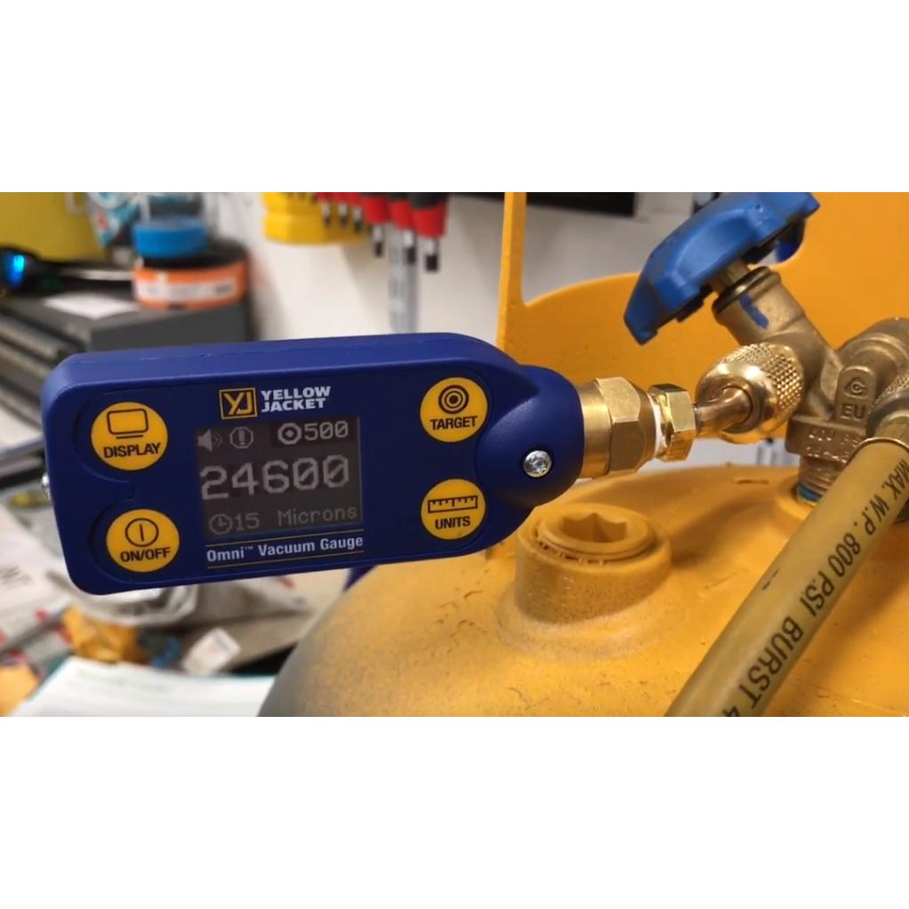 Yellow Jacket 69020 Omni Digital Vacuum Micron Gauge