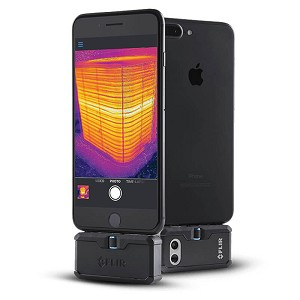 Flir One Pro Thermal Imaging Camera Attachment for iOS Phones (Free 2nd Shipping)