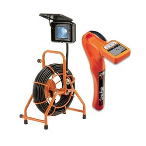 Gen-Eye Mini-Pod C-GPW-D-2 Wi-Fi Pipe and Sewer Video Inspection Camera with GL-100 Hot Spot Locator