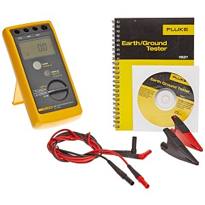 Fluke 1621 Basic Earth Ground Resistance Meter