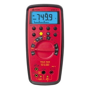 Amprobe 37XR-A TRMS Digital Multimeter for Electronics Troubleshooting