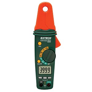 Extech 380950 Mini ACDC Clamp Meter for Low Current