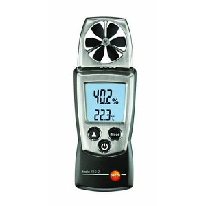 Testo 410-2 Anemometer with Built-in Vane