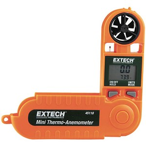 Extech 45118 Pocket-Size Thermo-Anemometer