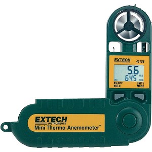 Extech 45158 Mini Thermo-Anemometer and RH Meter