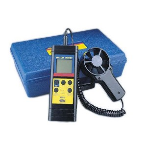 Yellow Jacket 68915 Digital CFM Anemometer