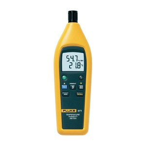 Fluke 971 Handheld Temperature Humidity Meter