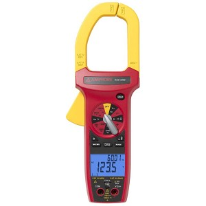 Amprobe ACD-3300 CAT IV Rated Industrial TRMS Clamp Meter