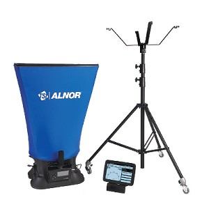 TSI Alnor EBT731-STA Balometer Kit with Stand and Tablet Computer