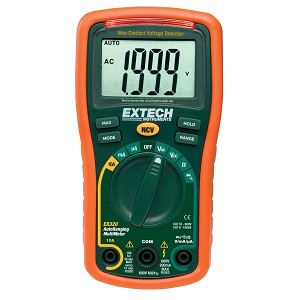 Extech EX320 Mini Digital Multimeter