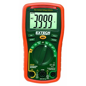 Extech EX330 Mini Digital Multimeter