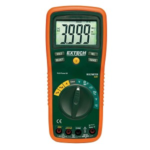 Extech EX420 400 Series Autoranging Multimeter