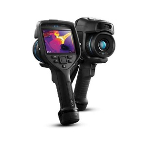 Flir E75-42 Thermal Imaging Camera with High-Resolution and Self-Calibrating Interchangeable 42 Degr