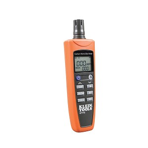 Klein Tools ET110 Carbon Monoxide CO Meter 1000 ppm