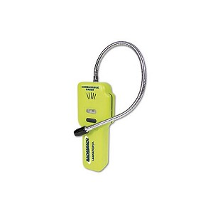 Bacharach Leakator Jr 0019-7075 Combustible Gas Detector
