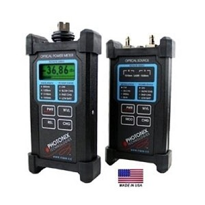 Photonix PX-D105 Optical Power Meter with 1310-1550 Laser Source Set