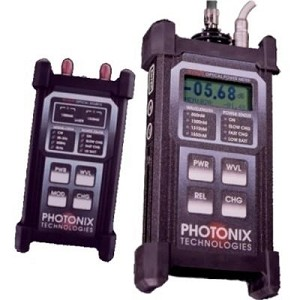 Photonix PX-D405 Datalogging Power Meter with 1310-1550 Source