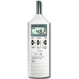 Extech 407736 Type 2 Handheld Sound Level Meter 1.5dB