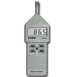 Extech 407740 Big Digit Sound Level Meter with 3 Ranges