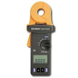 Extech 382357 Ground Resistance Tester Clamp Meter