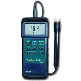 Extech 407777 Wood Moisture Content Meter with RS-232 Interface