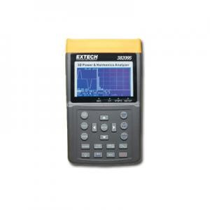 Extech 382095 1000A 3-Phase Power Harmonics Analyzer (110V)