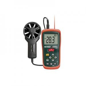 Extech AN200 Digital CFM-CMM Thermo-Anemometer