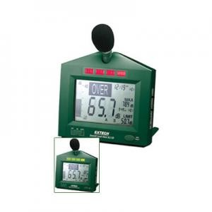 Extech SL130G Digital Sound Level Meter with Alarm