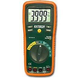 Extech EX430A-NIST TRMS Digital Multimeter