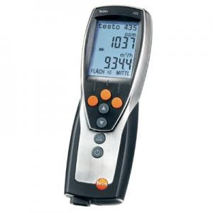 Testo 435-4 AC System Analyzer IAQ Kit