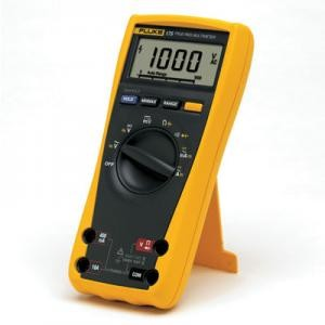Fluke 175 TRMS Digital Multimeter with Smoothing Mode