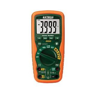 Extech EX503-NIST Heavy Duty Digital Industrial Multimeter