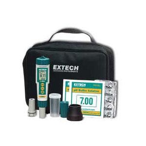 Extech EX800 Exstik Digital Handheld Chlorine Meter 3 in 1 Kit