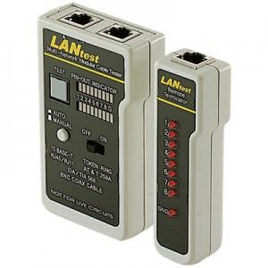 Hobbes 256551-R LANTest Network Cable Tester