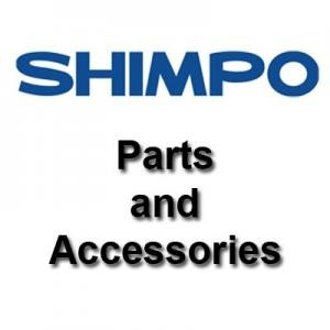 Shimpo FPM-RE1B Measuring Wheel for use with Rotary Pulse Generators