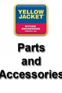 Yellow Jacket 49017 Replacement Gauge