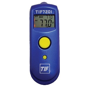 TIF Instruments TIF7201 Pocket IR Laser Thermometer