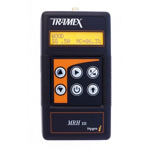 Tramex MRH III Non Invasive Moisture and Humidity Test Set
