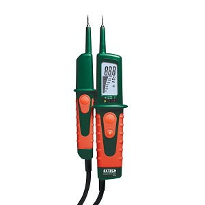 Extech VT30 LCD Multifunction Continuity Voltage Tester