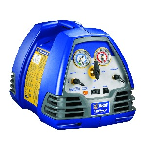 Yellow Jacket 95762 RecoverXLT-O HVAC Refrigerant Recovery Machine